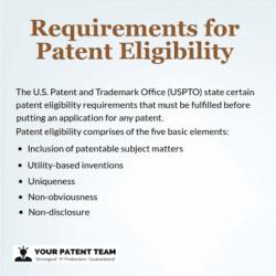 Patent Eligibility