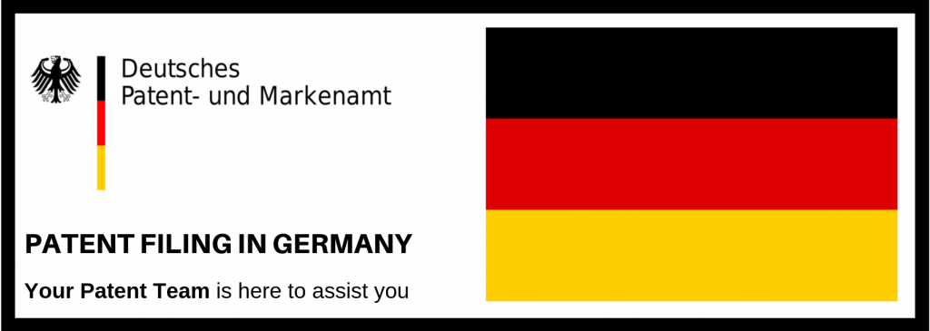 Patent Filing in Germany