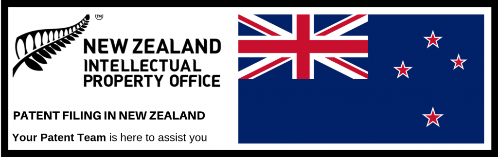 Patent Filing in New Zealand