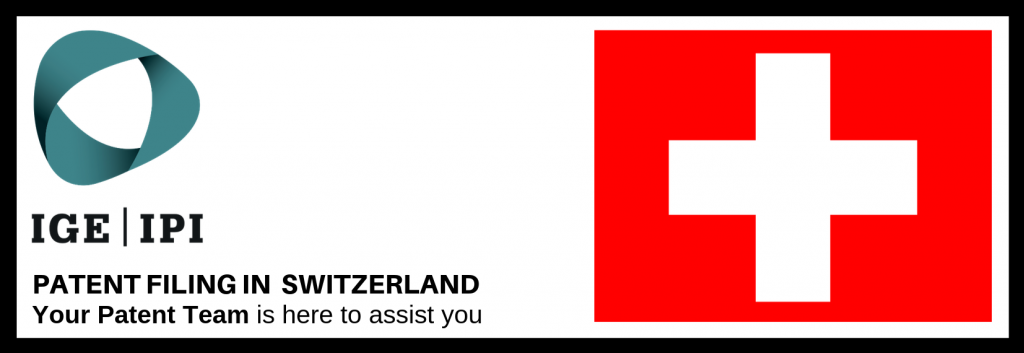 Patent Filing in Switzerland