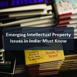 Emerging intellectual property issues in India: Must Know