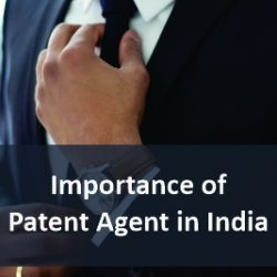 Importance of Patent Agent in India